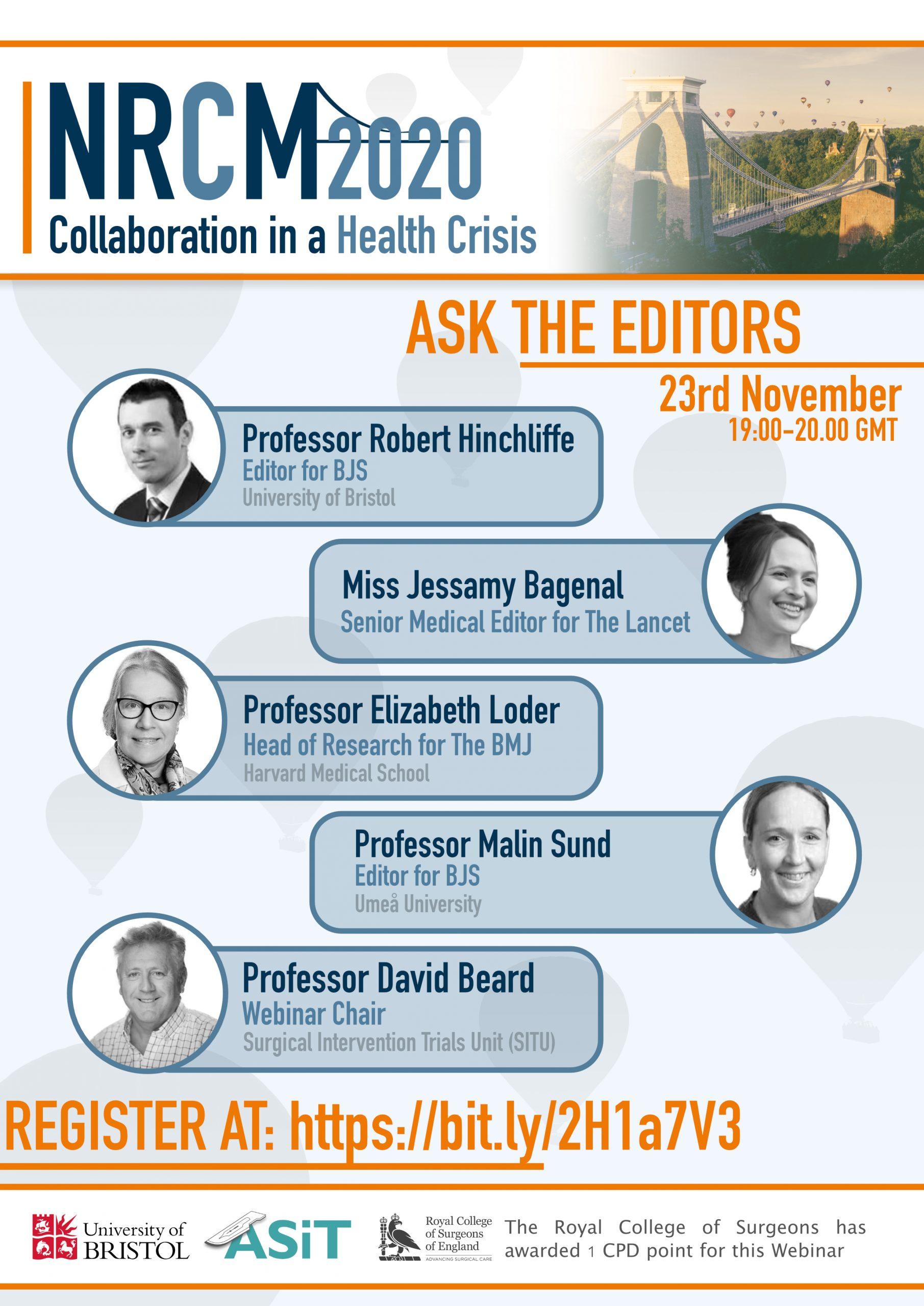 Ask the Editors
